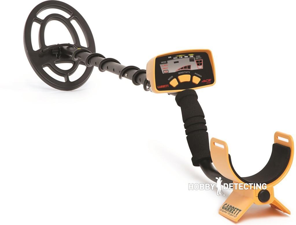 Garrett ACE 150 detector