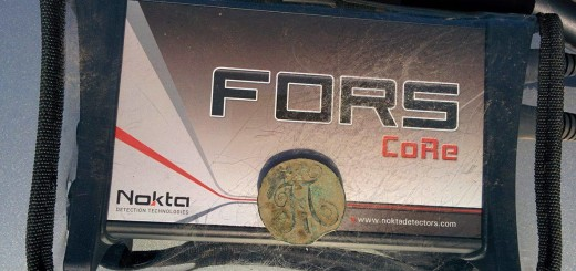 Finds with Nokta Fors CoRe