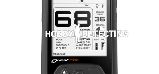 Deteknix Quest Pro interface