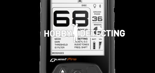 Deteknix Quest Pro interface