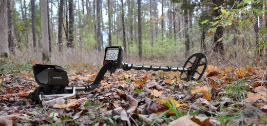 Makro Racer 2 new metal detector