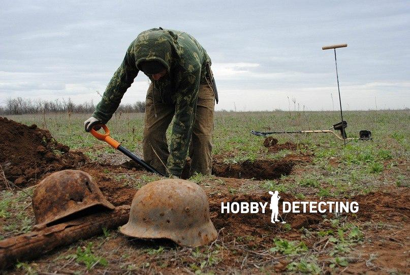 War Relics digging