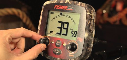 Fisher F19 metal detector review and tips settings