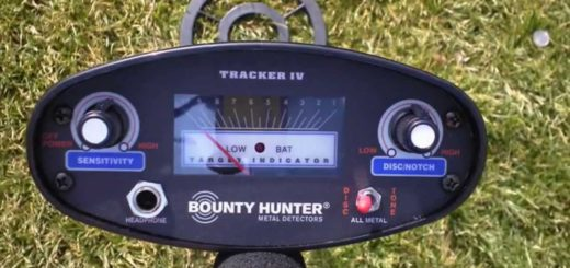 Bounty Hunter Tracker IV 4 review and tips