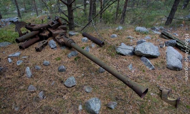 Bolshoy Tyuters Abandoned Island – Full Of WW2 Wehrmacht