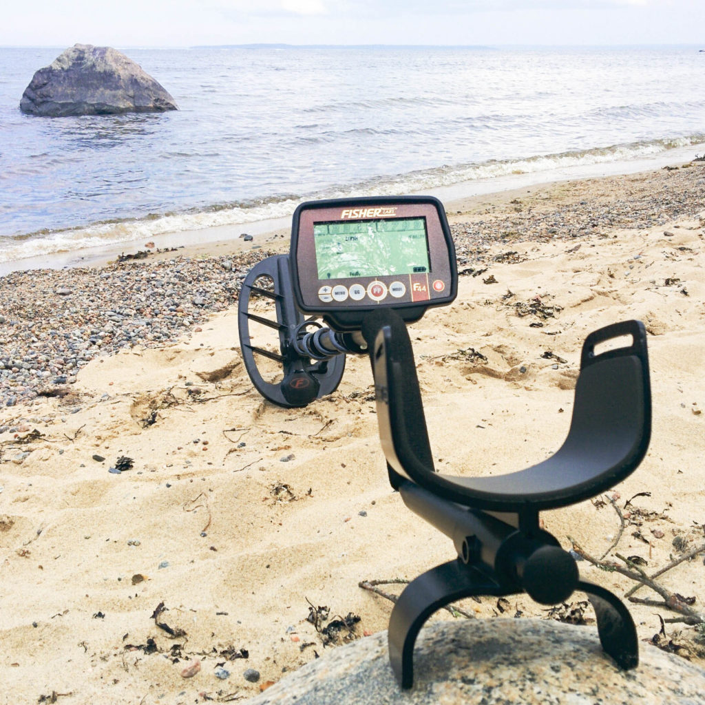 Fisher F44 metal detector how to set up what settings to use tips and advices