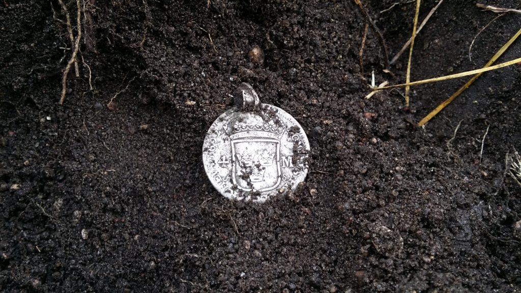 4 Mark coin