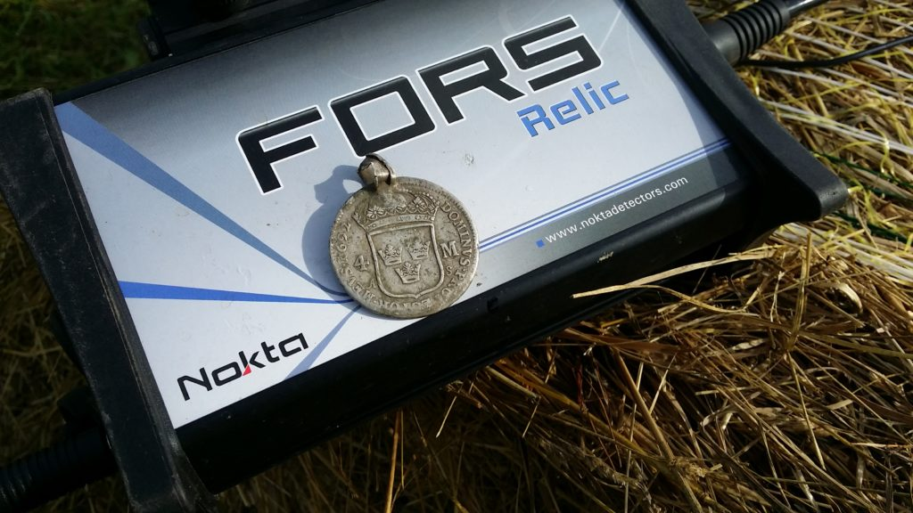 Nokta Fors Relic and find