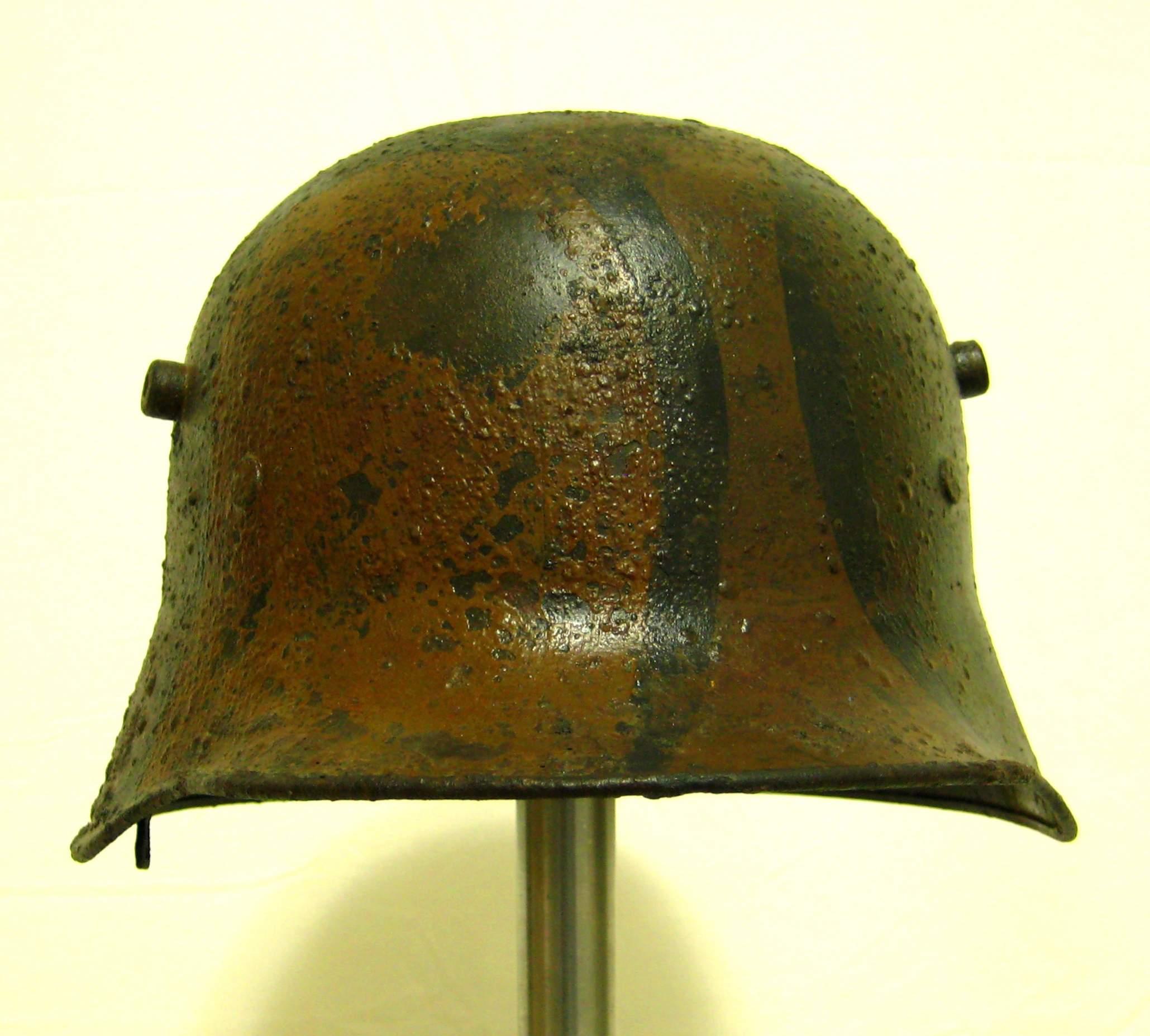 Amazing WW1 german helmets find in France (photos+) – Hobby
