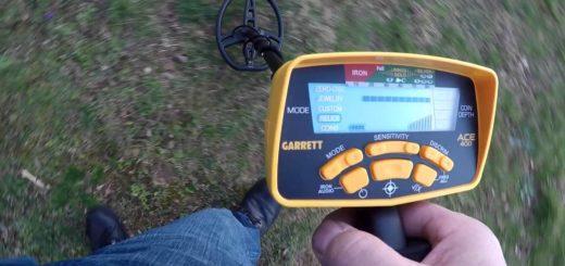 Garrett ACE 400 tests review