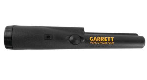 Garrett Pro-Pointer Pinpointer Water Resistant
