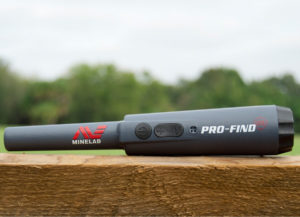 Minelab Pro-Find 25 Pinpointer Water Resistant