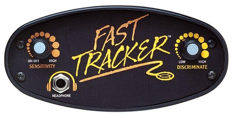 Bounty Hunter Fast Tracker ground detector