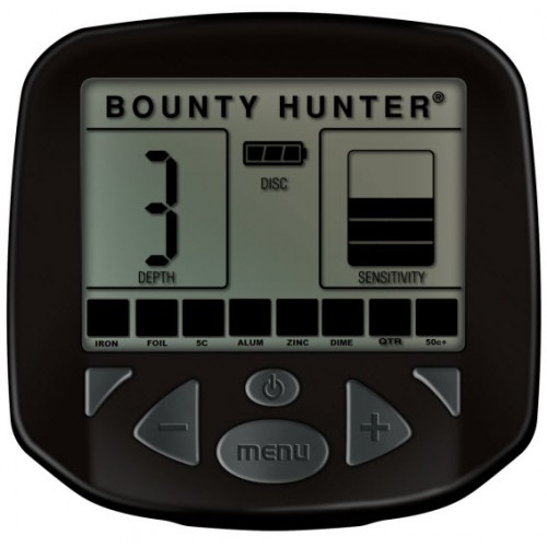 Bounty Hunter Gold ground detector