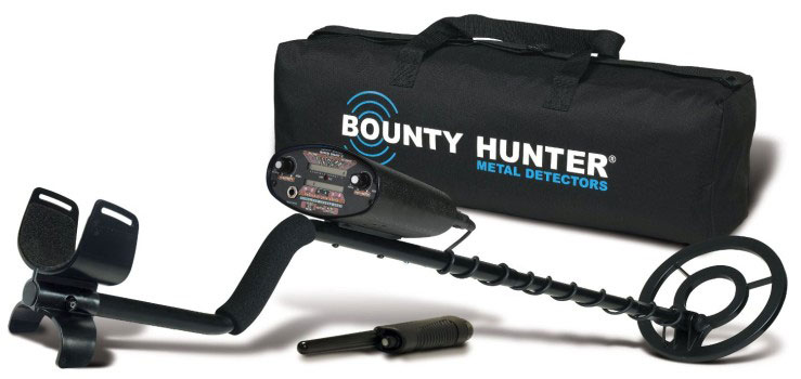 Bounty Hunter Quick Draw 2 ground detector