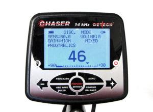Detech Chaser 14 kHz Minelab ground detector