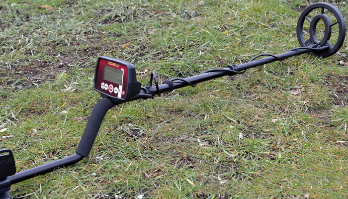 Fisher F11 ground detector Minelab