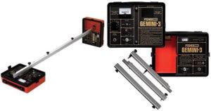 Fisher Gemini 3 Minelab deep detector