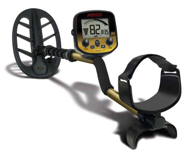 Fisher Gold Bug DP Minelab ground detector