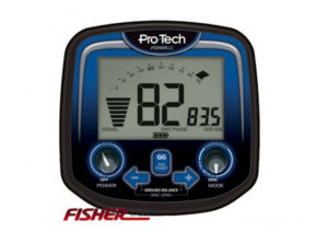 Fisher Pro-Tech Minelab ground detector