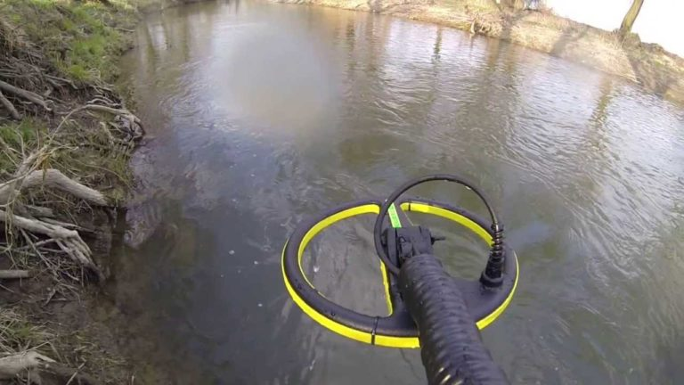 Minelab Excalibur 2 underwater detector Minelab