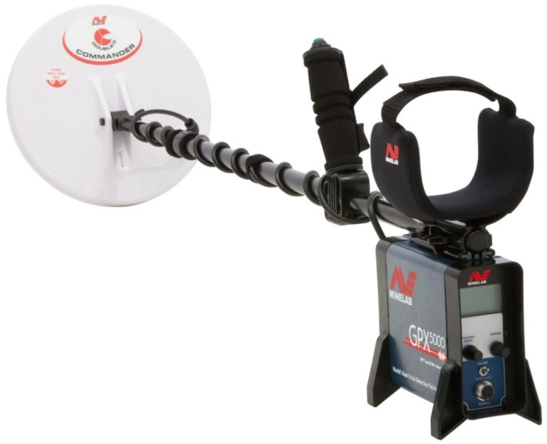 Minelab GPX 5000 ground detector Minelab