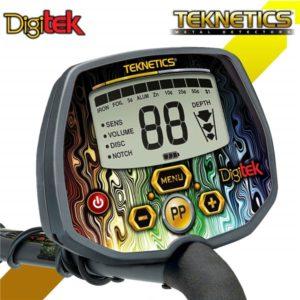 Teknetics Digitek Minelab ground detector