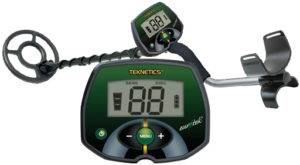 Teknetics EuroTek Minelab ground detector