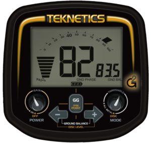 Teknetics G2 Minelab ground detector