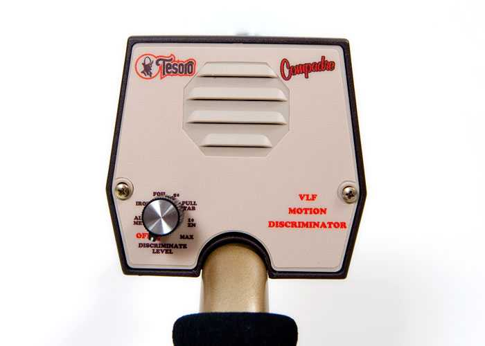 Tesoro Compadre ground detector