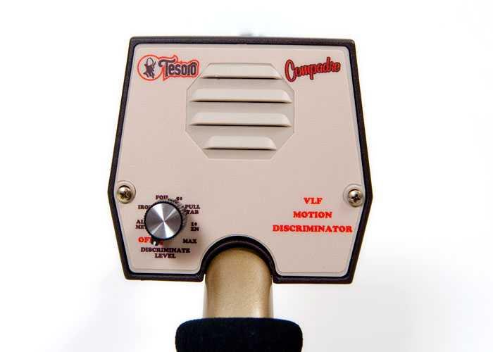 Tesoro Compadre ground detector