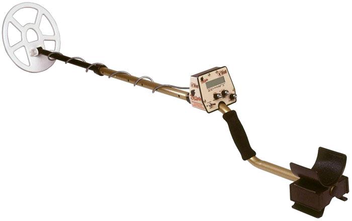 Tesoro DeLeon ground detector