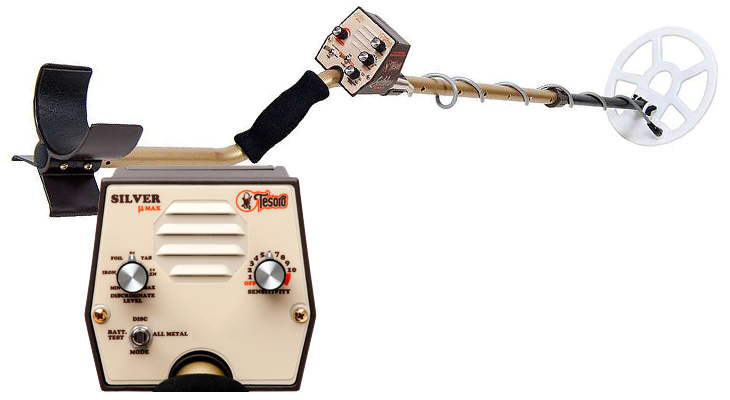 Tesoro Golden uMax ground detector