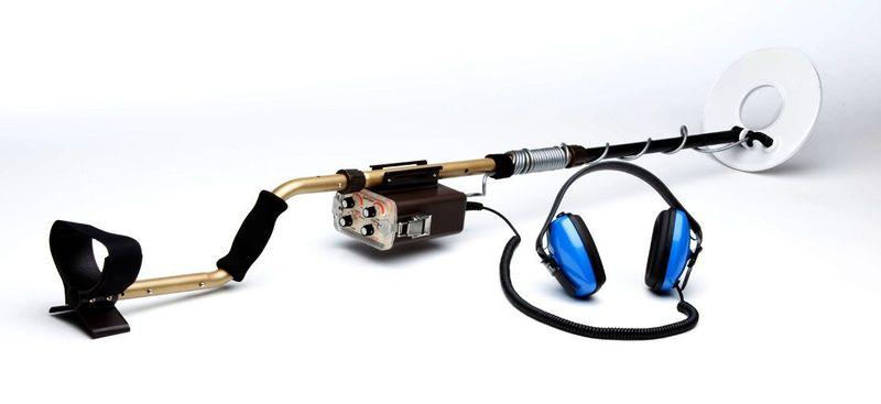 Tesoro Sand Shark ground and underwater detector