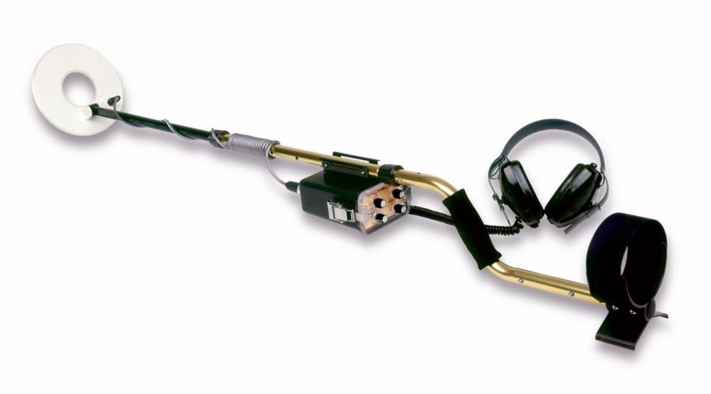 Tesoro Tiger Shark underwater detector