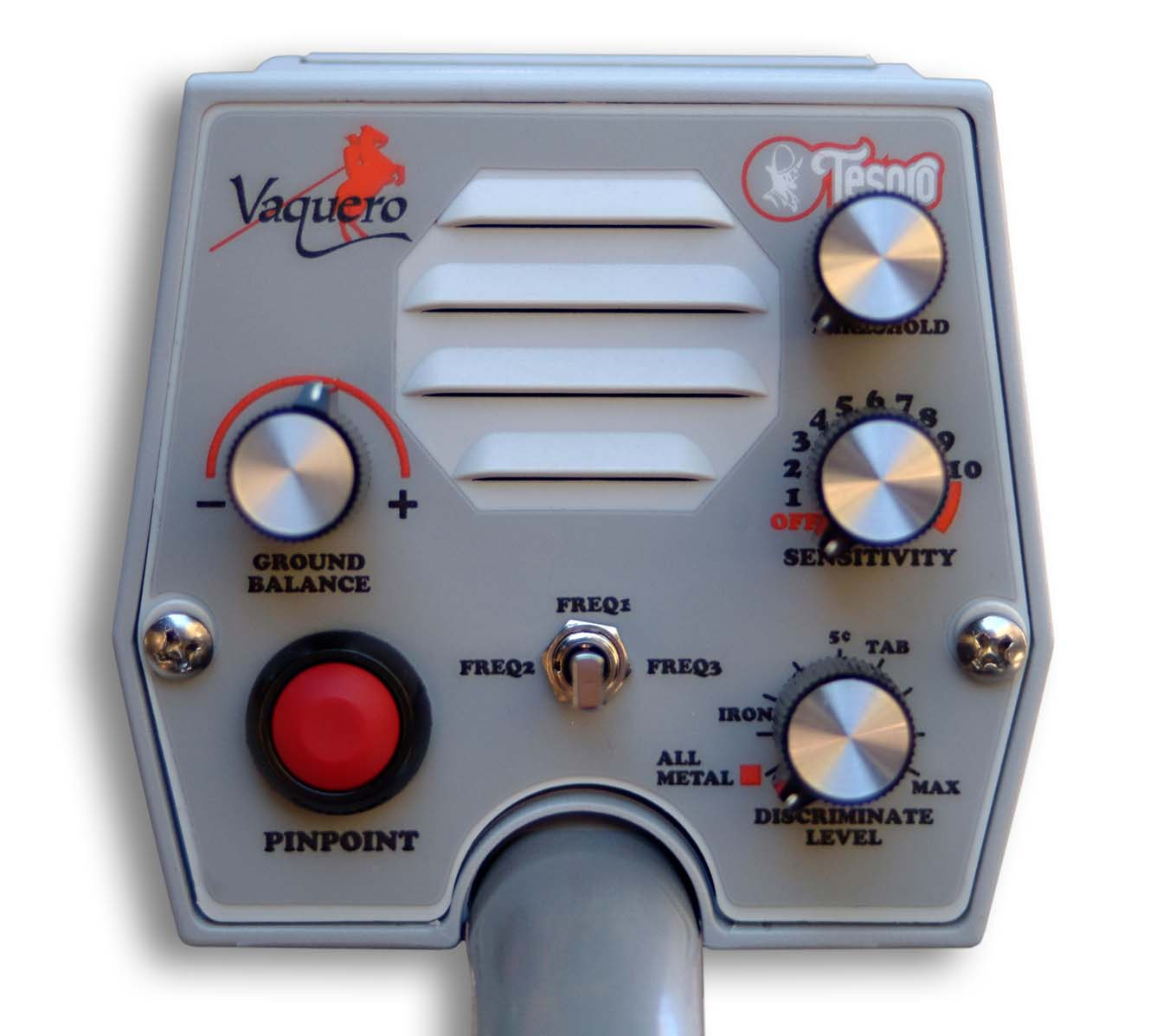 Tesoro Vaquero ground detector