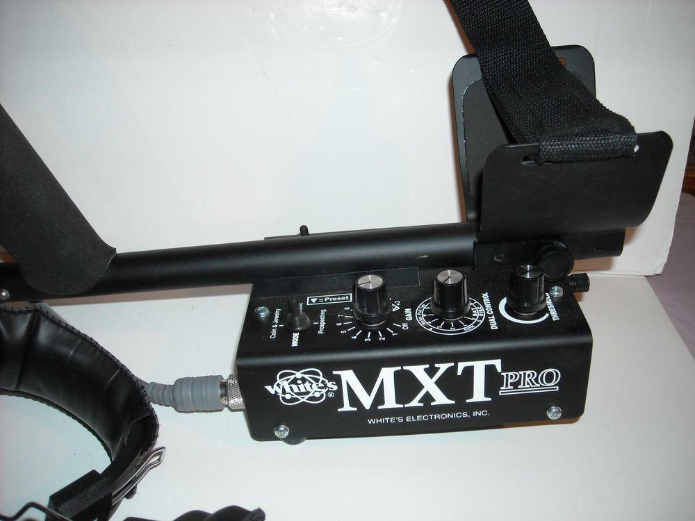 Whites MXT Pro ground detector Whites
