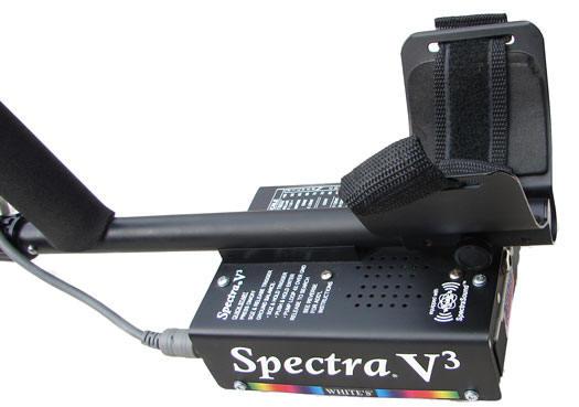 Whites Spectra V3i ground detector Whites