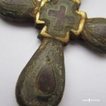 Cross from the Kievan Rus' (discovery, price +)