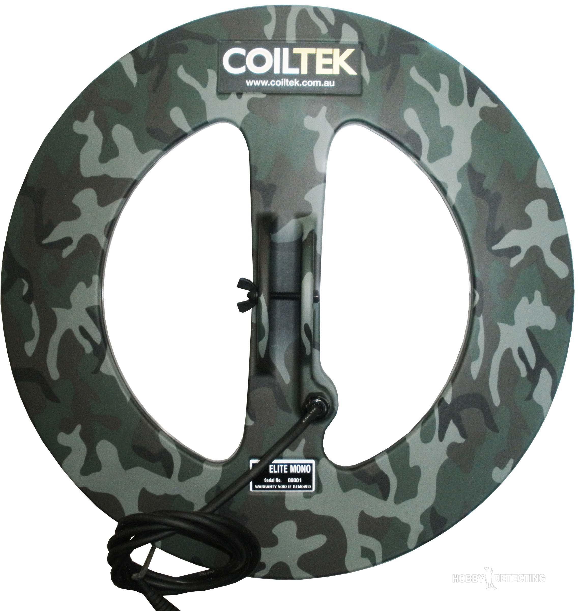Coiltek 18 Elite Coil