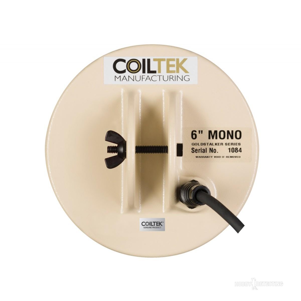Coiltek 6 Mono Goldstalker Coil
