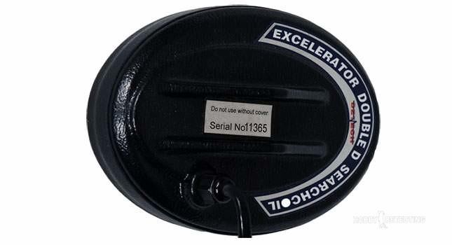 Detech 4.5x7 DD Coil