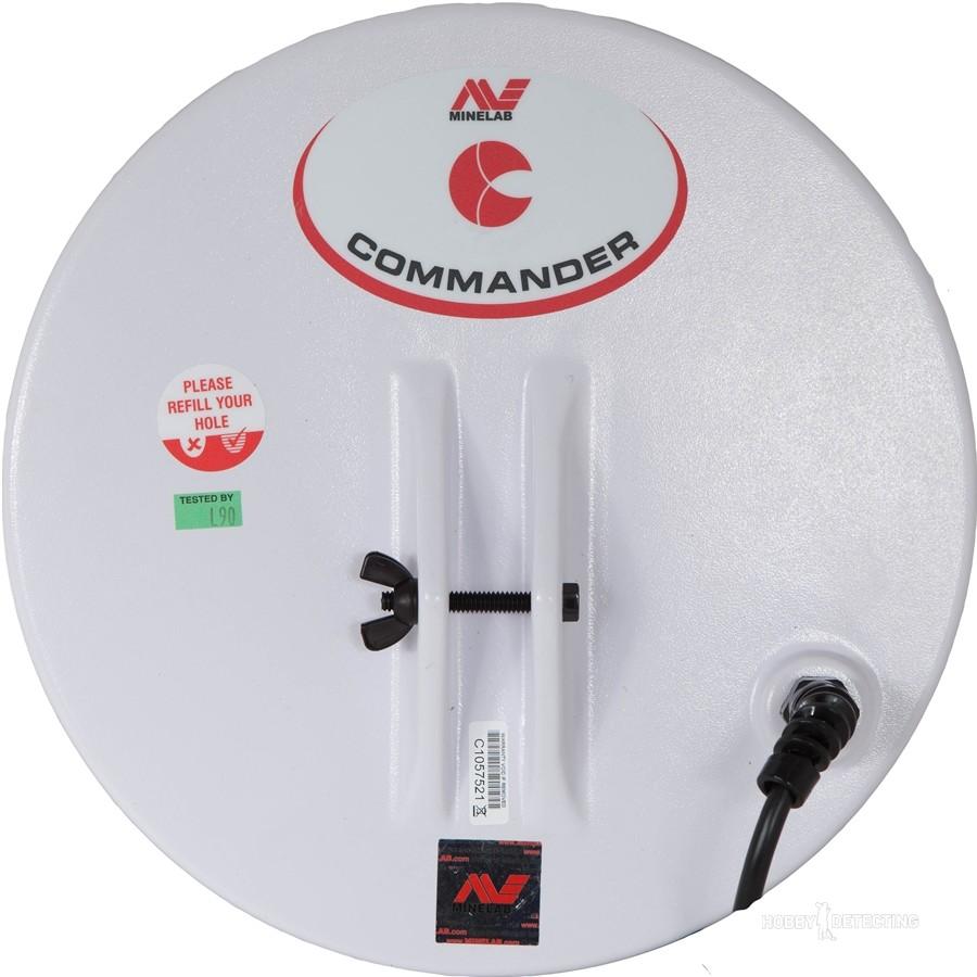 Minelab Commander 11 DD Coil