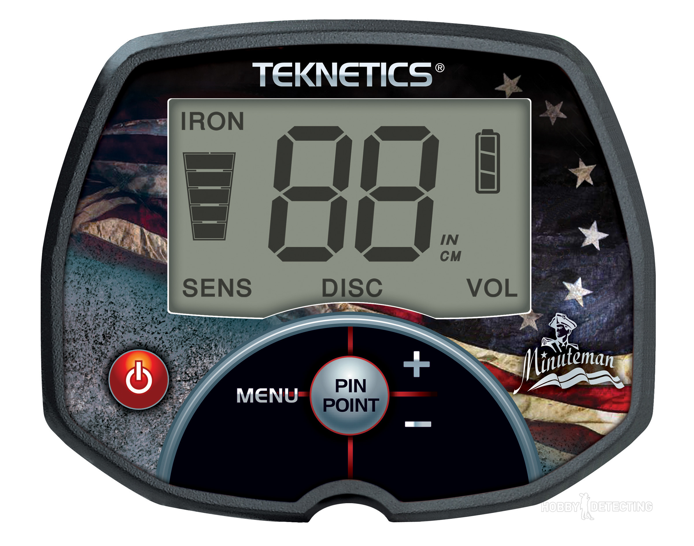 Teknetics Minuteman ground detector