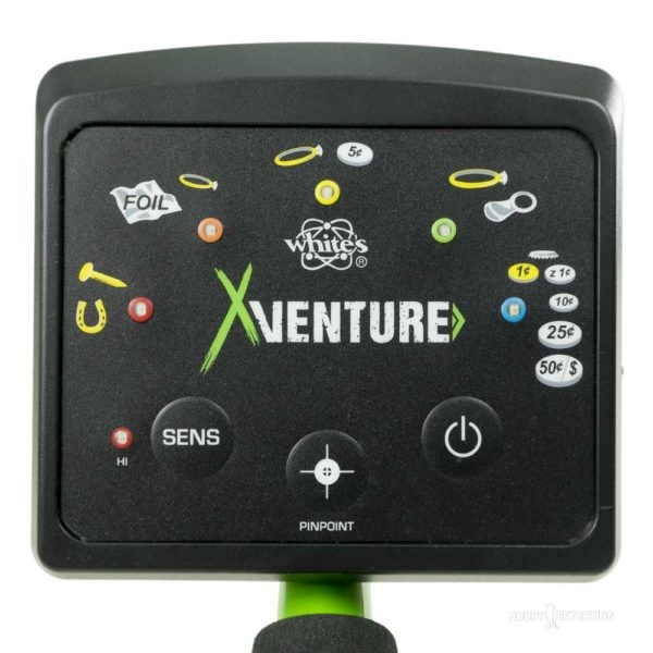 Whites Xventure ground detector