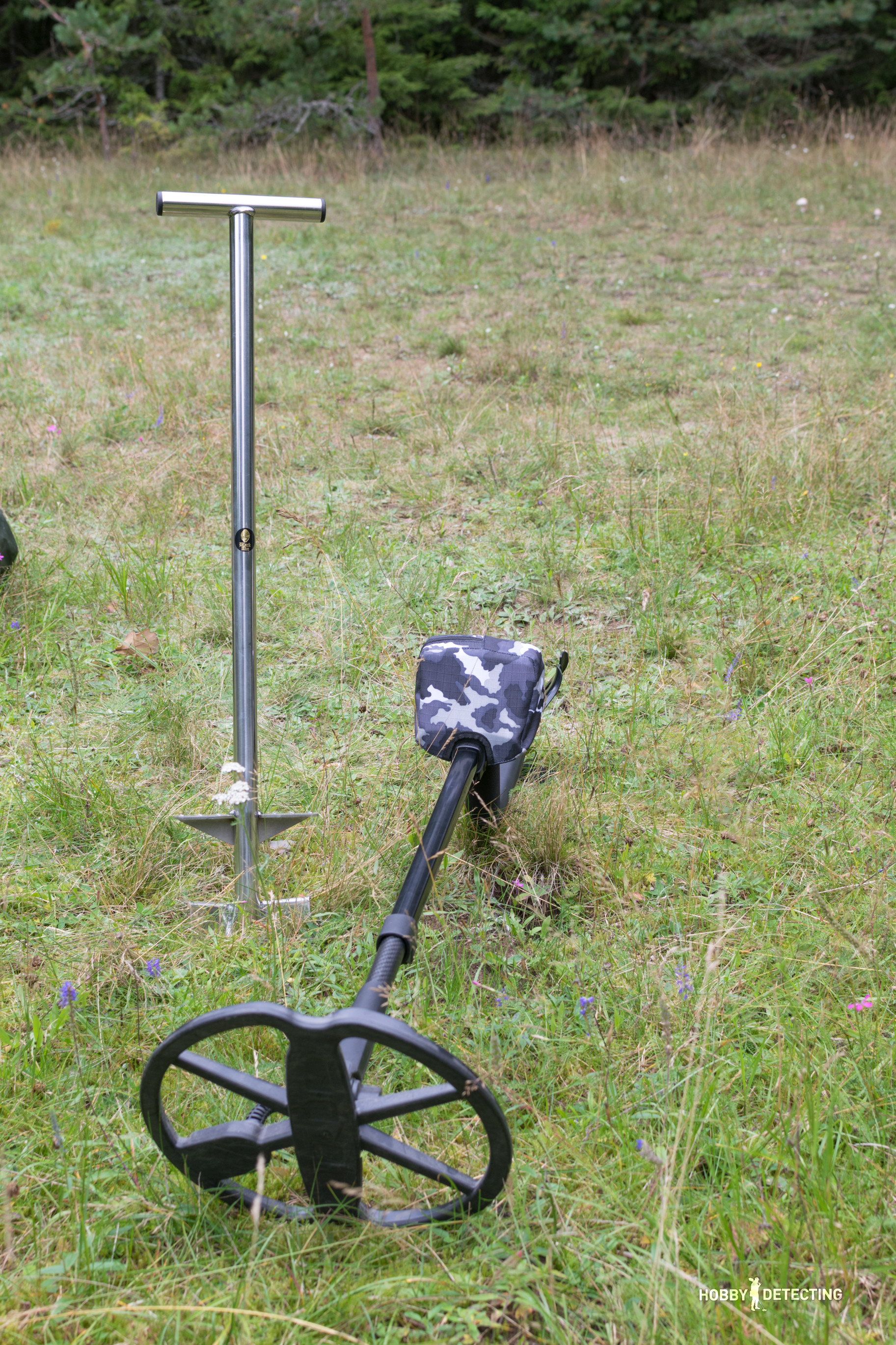 Minelab E-Trac – Though Outdated, But Still A Serious