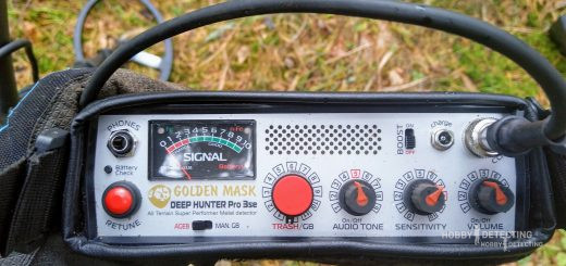 Golden Mask Deep Hunter Pro 3 SE deep detector