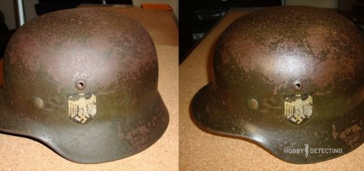 WW2 finds – Hobby Detecting Blog