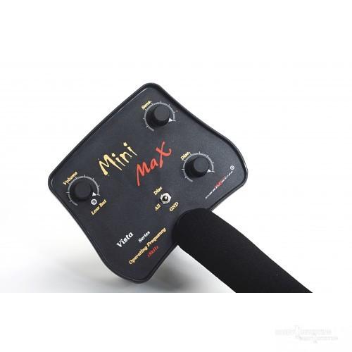 Vista Mini Max detector metal detector Vista VLFS (Bulgaria)
