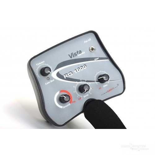 Vista RG 1000 V-2 detector metal detector Vista VLFS (Bulgaria)